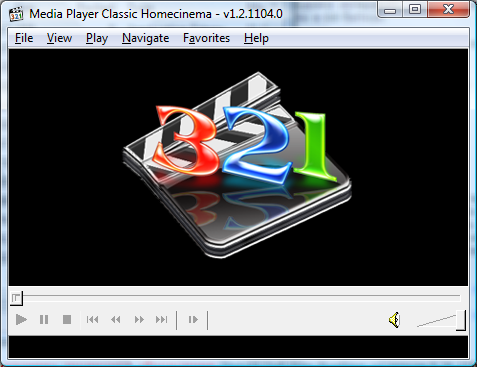 Media Player Classic Dvd