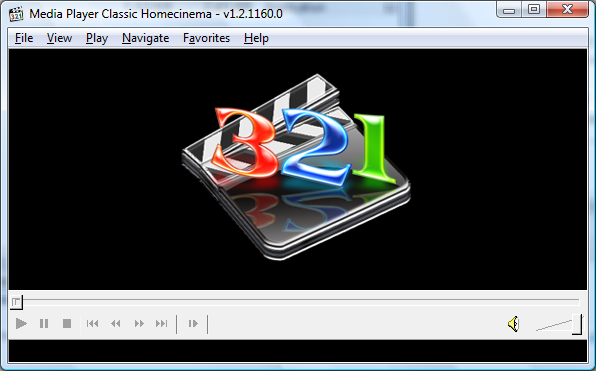 Full Media Player Classic - HomeCinema - 32 bit screenshot